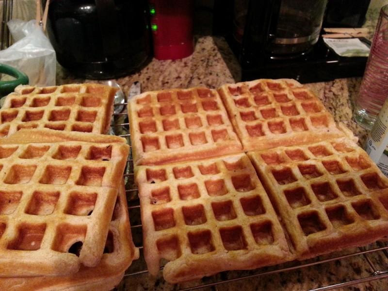 eggless-waffles