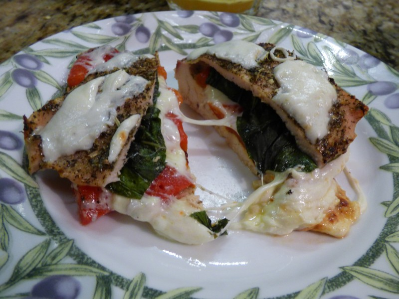 Grilled Margherita Sandwiches Cooking Light
