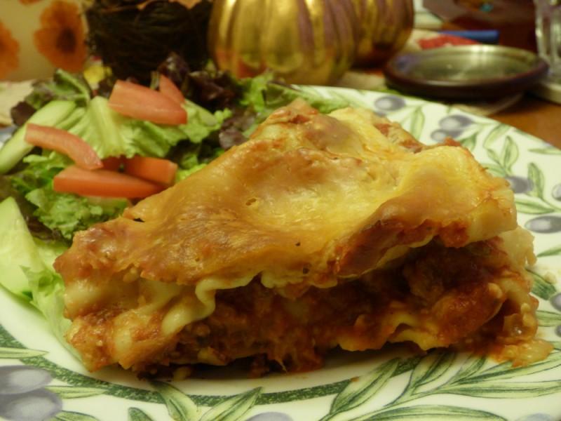 Foodcom Crockpot Lasagna 9-2015