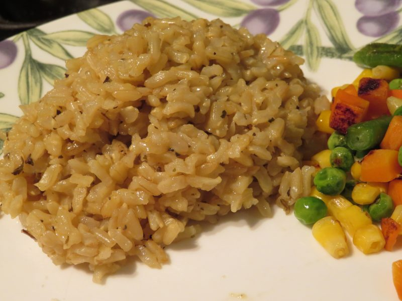 How to make brown rice cook faster best rice 2017 how to make rice in a pressure cooker real food fast ccuart Images